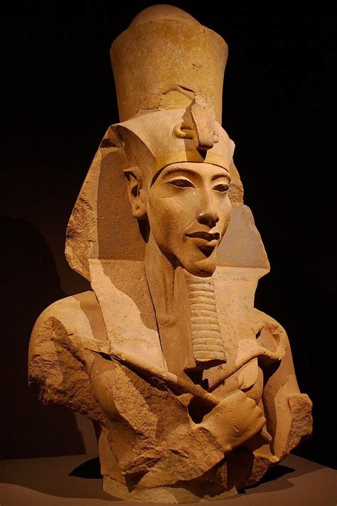 created monotheism akhenaten aekenten  spelled