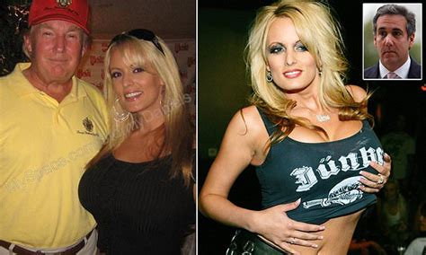 trumps lawyer paid  porn star    daily