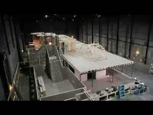 Construction timelapse of Titanic (2012) - YouTube
