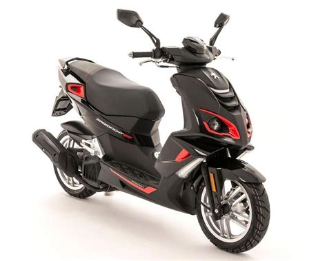 Scooter Peugeot by Brame Sports Peugeot Speedfight 4 125