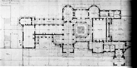 Floor Plan Scan   An American Castle, The Biltmore Estate