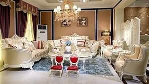 Living Style Möbel : elegante klassische franz sische m bel franz sischer art ~ Watch28wear.com Haus und Dekorationen