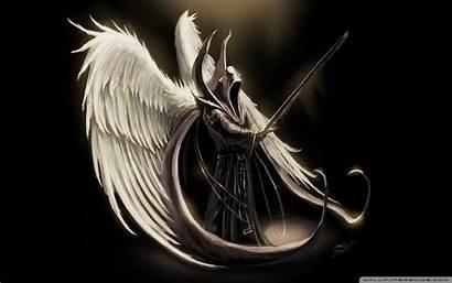 Angel Fallen Angels Death Wallpapers 4k Background