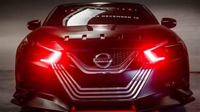 Kylo Ren Nissan 4k Maxima Wars Star