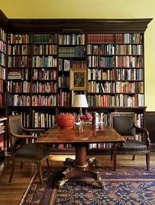 Bibliothèque Murale Bois : biblioth que sur mesure notre s lection pour les ~ Premium-room.com Idées de Décoration