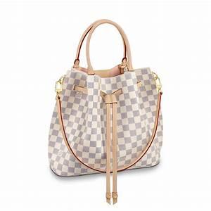 Louis Vuitton Damen Handtaschen : girolata damier azur canvas handtaschen louis vuitton ~ Frokenaadalensverden.com Haus und Dekorationen