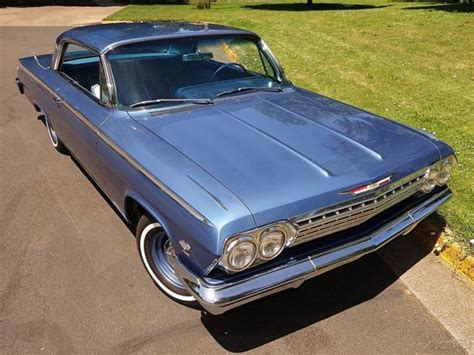 1962 Chevrolet Impala Ss 409 409 Hp 4 Speed For Sale