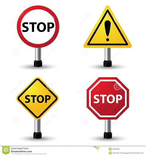 Blank Square Billboard stop sign stock vector image  empty directional frame 1300 x 1390 · jpeg