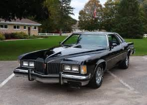 BangShift.com Formal Done Right: This 1976 Pontiac Grand ...