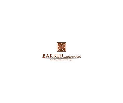 flooring logo masculine bold logo design for barker wood floors by ashu design 6837073