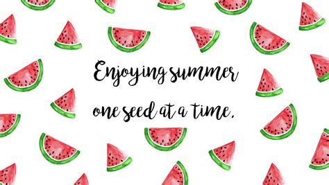june watermelon wallpaper    screen