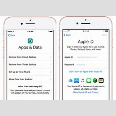 How To Restore From Icloud Backup Without Reset Drfone