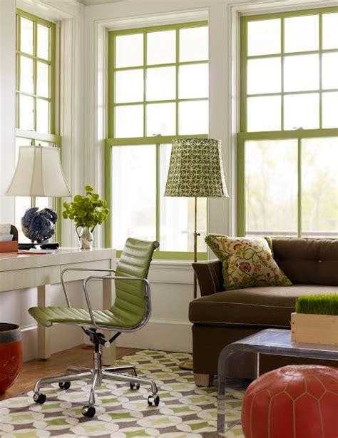 Painted Window Frames  Stellar Interior Design