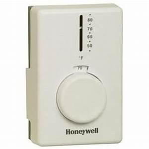 Honeywell Ct62b1015  U Manual 4 Wire Premium Thermostat