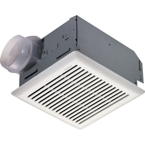 home depot vent fan nutone 110 cfm wall ceiling utility exhaust fan 672r the