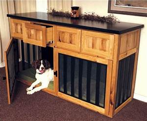 pinterest o the worlds catalog of ideas With custom dog kennel furniture