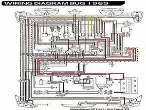 Volkswagen Beetle Wiring Diagram  U2013 1966 Vw Beetle Wiring