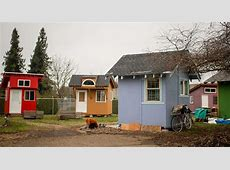 'Tiny houses' help St Pete tackle challenge to house