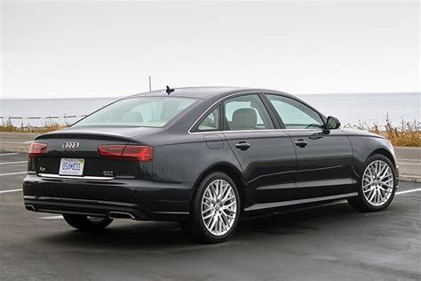 2016 Audi A6 by 2016 Audi A6 Drive W Autoblog