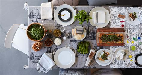 Style Modern Setting by Modern Table Setting Interior Design Ideas