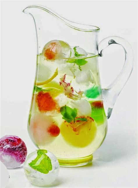 summertime entertaining pretty   pitcher