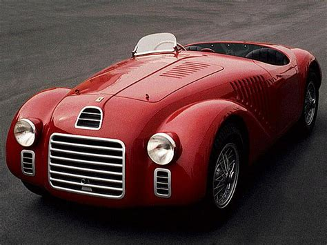 first ferrari 1947 ferrari car 125 s first ferrari automobile ever