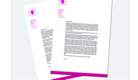 indesign letterhead template af templates