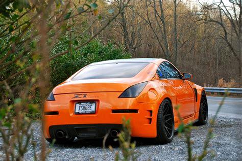 custom black nissan 350z 2003 nissan 350z for sale atlanta georgia