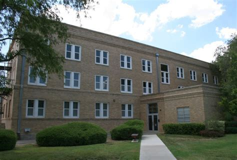 West Texas A&M University: Residential Living   Cousins Hall