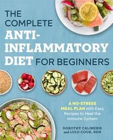 Anti-Inflammatory Diet Plan Book