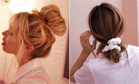 21 cute and easy messy bun hairstyles page 2 of 2 stayglam