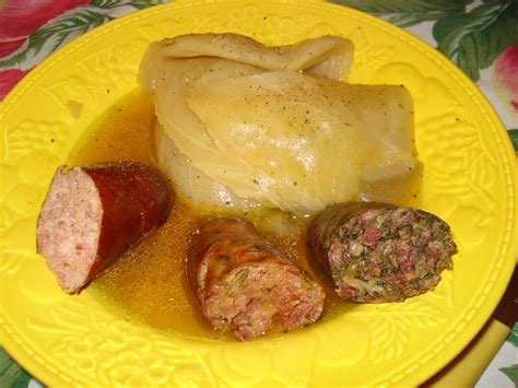 cuisiner des diots de savoie potee aux diots de savoie recette