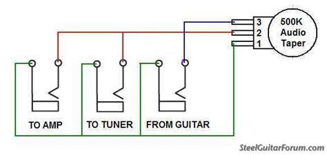 the steel guitar view topic goodrich ph2e volume pedal