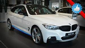 Bmw 3-series Gt With M Performance Parts At Abu Dhabi Dealer