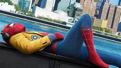 Homecoming Spider Netflix Coming Spiderman June Sony