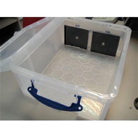 Boite Plastique Avec Couvercle Bo 238 Te Plastique 18l Translucide Avec Couvercle L480 X L390 X H200mm