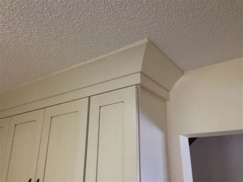 cove crown molding cove crown moulding kitchen remodels