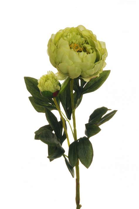 PEONIJA MĀKSLĪGAIS ZARS 66CM - Fioro - kvalitatīvi mākslīgie ziedi un dekorācijas