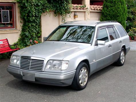 1994 w124 estate turbodiesel mercedes owners forums
