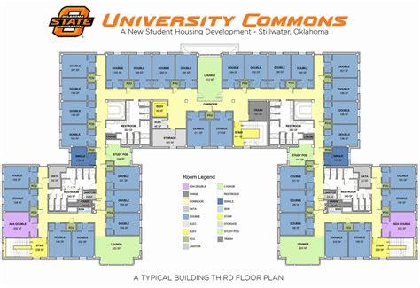 university commons housing residential life