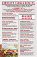 Jersey Mike's Menu Printable – Prntbl