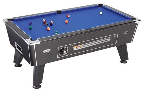 coin op pool table omega coin operated 6ft or 7ft pub pool table pool