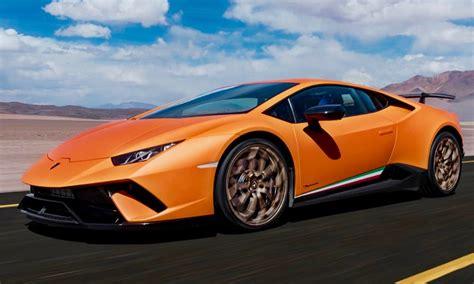 Drive with Dave » 2018 Lamborghini Huracan Performante