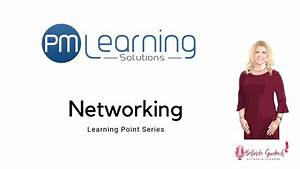 Networking  U2022 Pm Learning Solutions