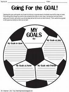 goal setting worksheets for middle school students goals With smart goal worksheet pdf