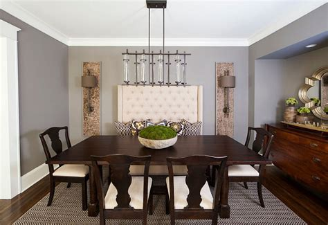 dining room ideas best gray dining room paint colors ideas