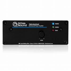 1 Input 20 70v  100v  4 U03a9 Power Amplifier