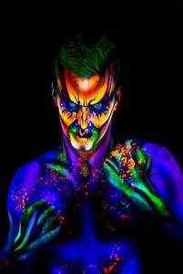 149 best Face Painting: UV effects images on Pinterest ...
