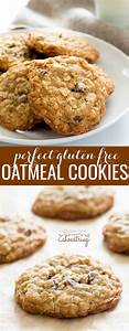 gluten free oatmeal cookies gluten free on a shoestring
