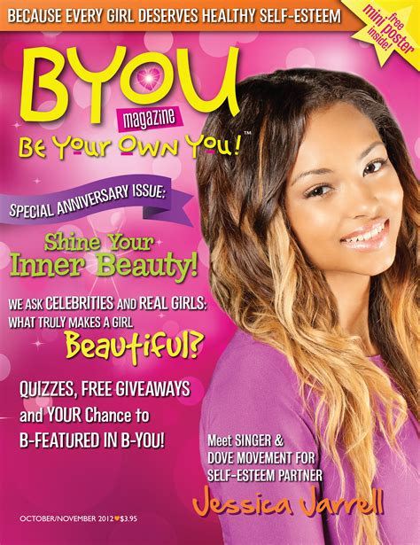 Dove Self Esteem Weekend With Byou Cover Girl Jessica